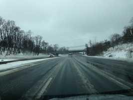 Interstate 695 west