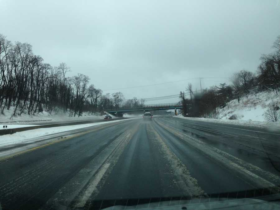 Interstate 695 west