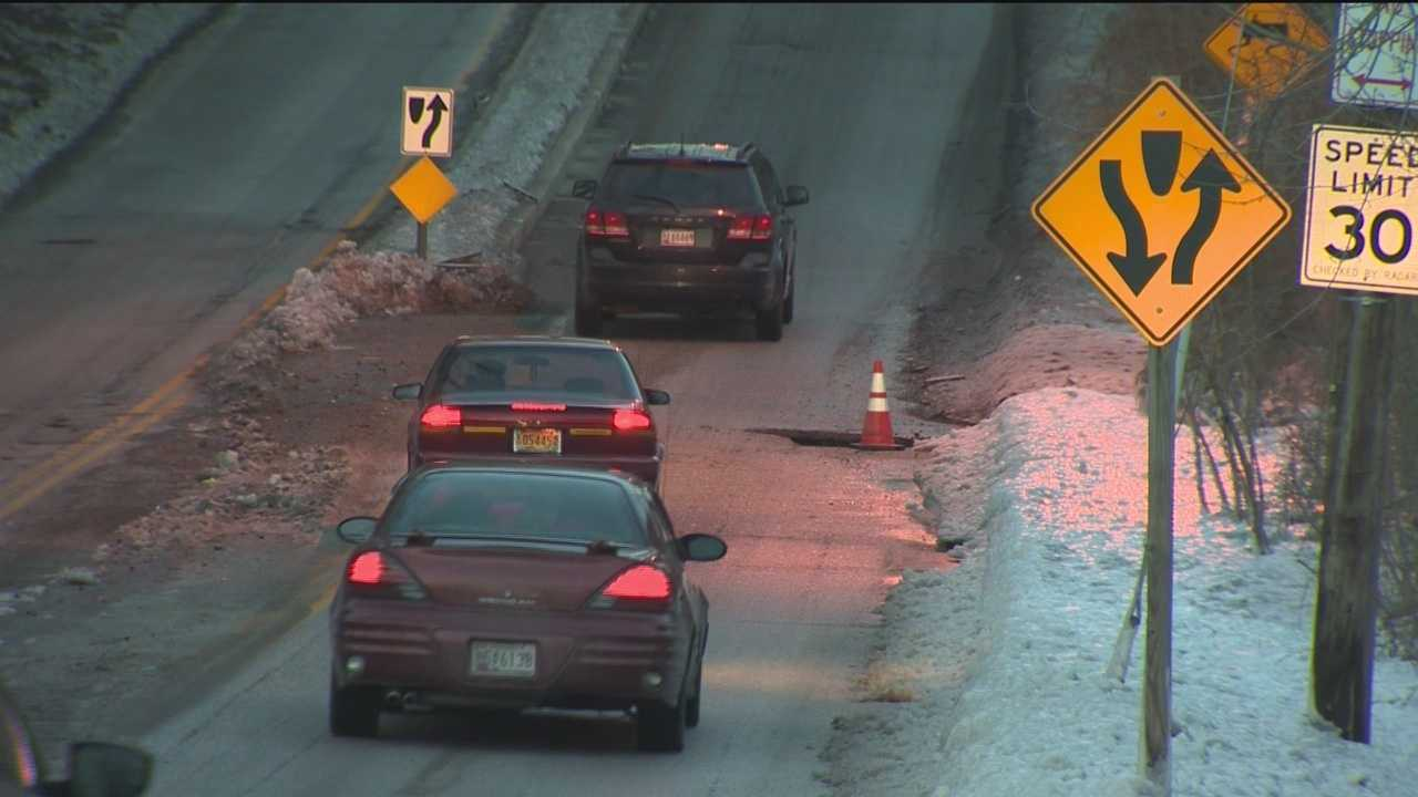 Road crews struggle to keep up with potholes