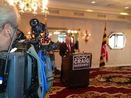 Feb. 18: David Craig tax announcement