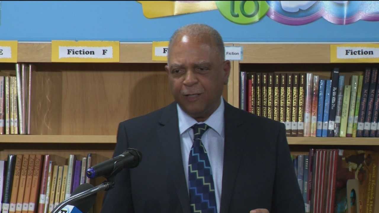 Gregory Thornton, the current superintendent of Milwaukee Public Schools, has been hired as the new chief executive officer for Baltimore City schools, officials announced.