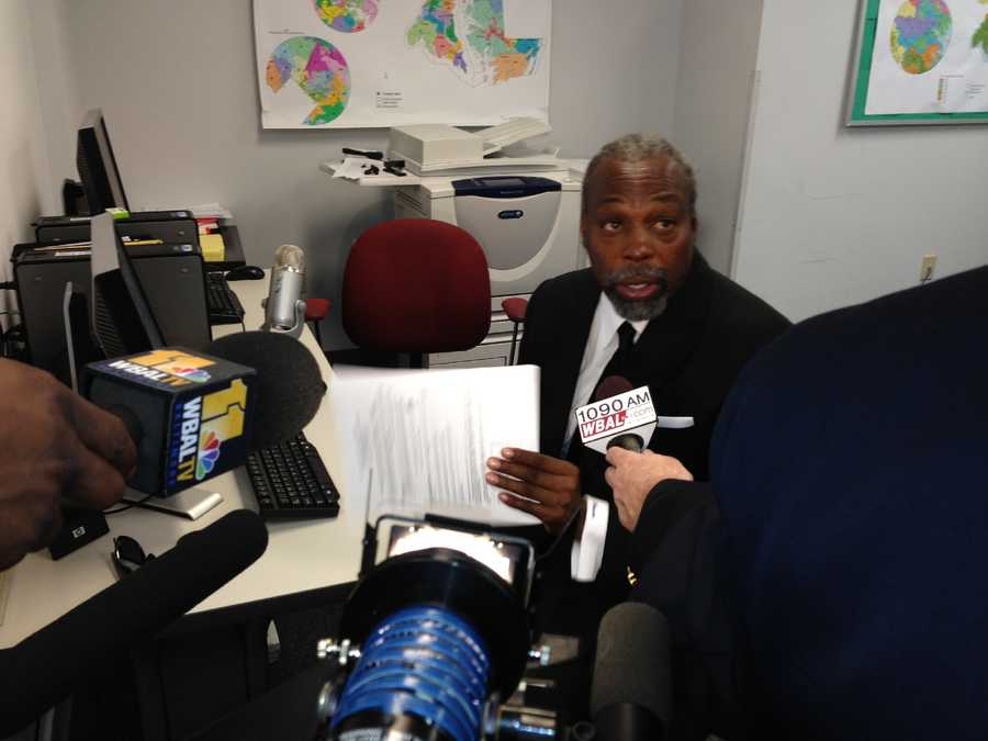 Feb. 20: Julius Henson, convicted for robocalls, fills out forms to run for state Senate. Henson was convicted on a conspiracy charge two years ago in connection with the infamous robocalls that suggested to voters Martin O'Malley had already won the gubernatorial election.