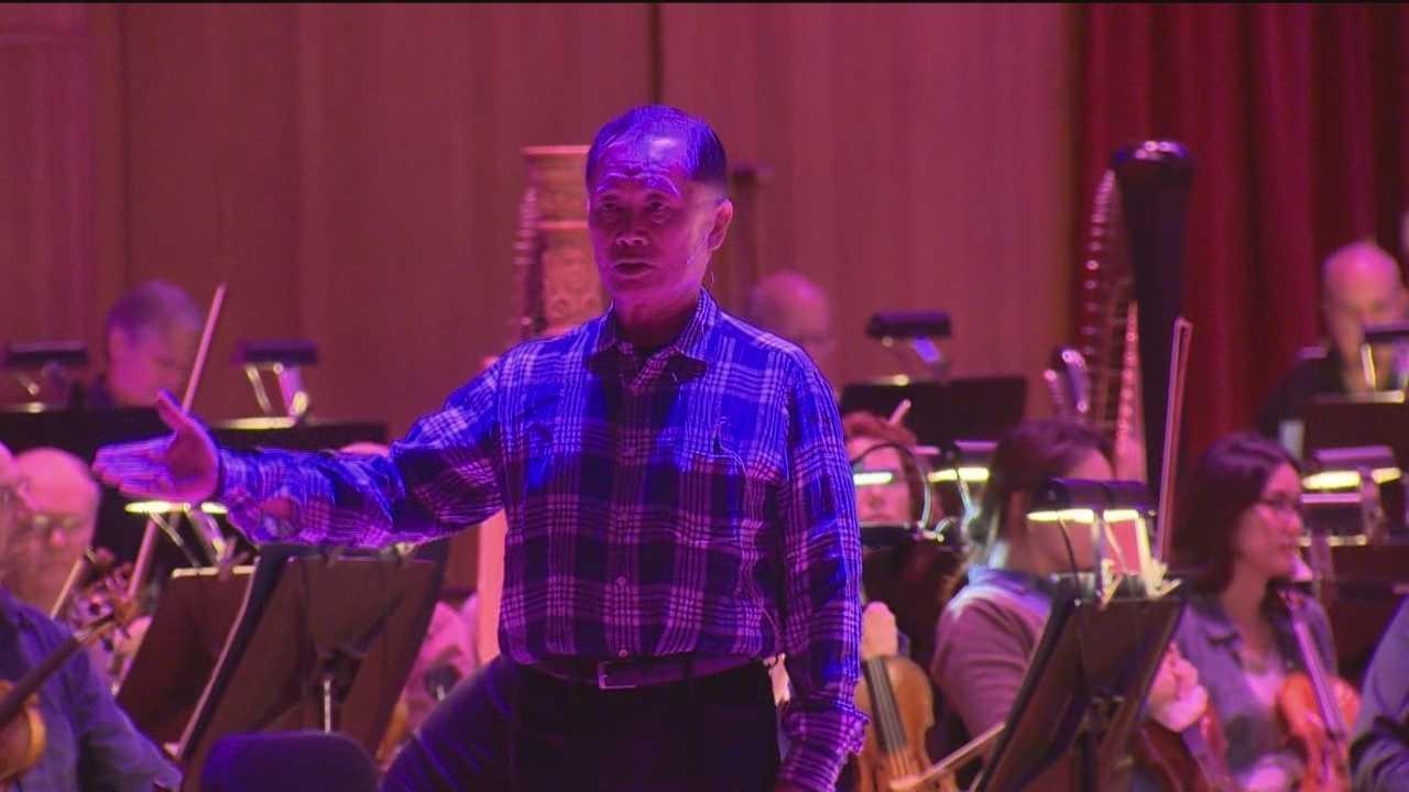 "While most know him from the TV and film series ""Star Trek,"" Takei is hosting and narrating the Baltimore Symphony Orchestra's Sci-Fi Spectacular."