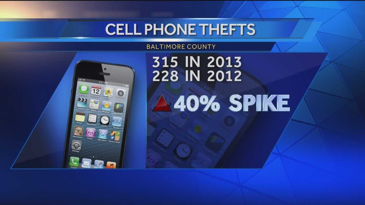 Cellphone 'kill-switch' bill considered in Annapolis