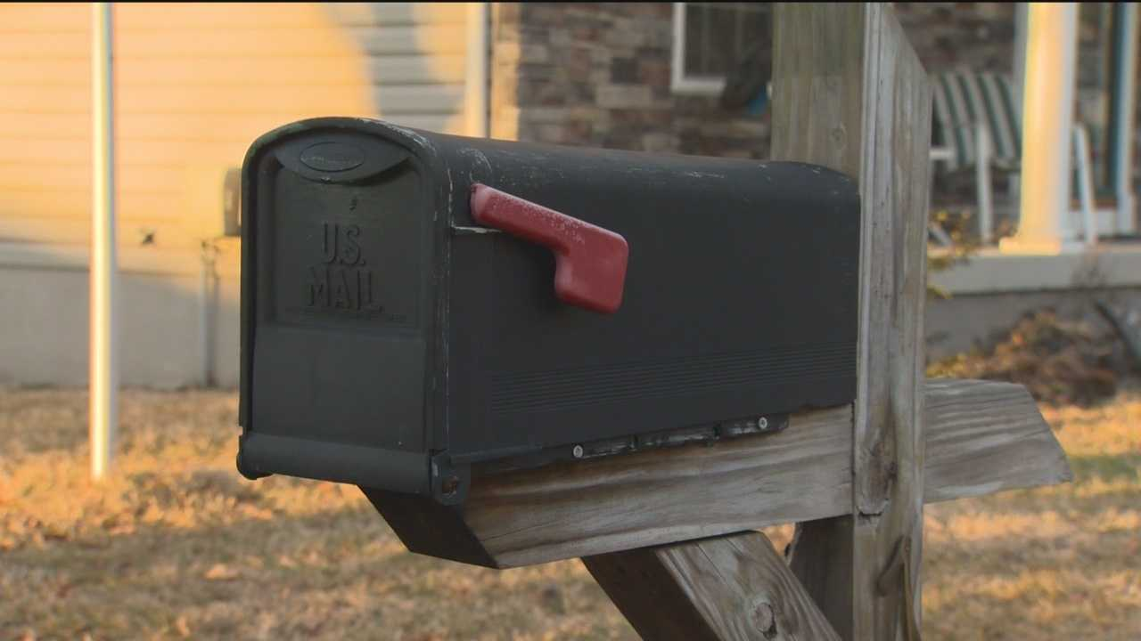 Many residents in Pasadena told WBAL-TV 11 News that their mail delivery has been sporadic or even nonexistent.