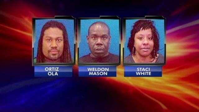 Capitol Heights shooting victims