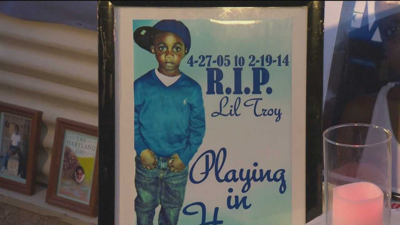 Troy was remembered by family and friends at a vigil to celebrate his life.