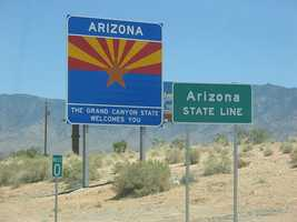 446 moved to Arizona. The top three counties that gained residents were Maricopa, Pima and Cochise.