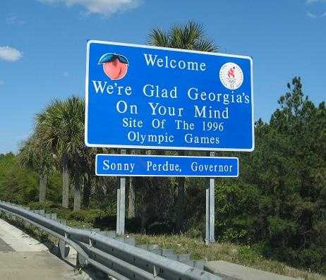 1,403 moved to Georgia.The top three counties that gained residents were Cobb, DeKalb and Gwinnett.