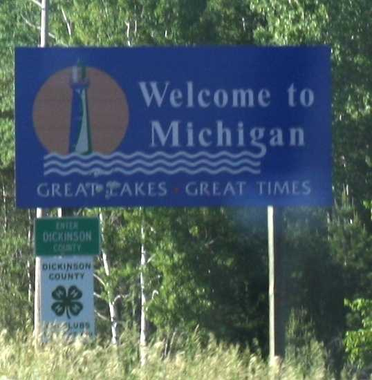 619 moved to Michigan.The top three counties that gained residents were Wayne, Kent and Oakland.
