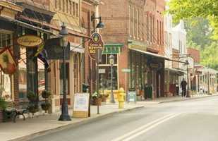 """An Eastern Shore town was named """"America's Coolest Small Town"""" by Budget Travel."""