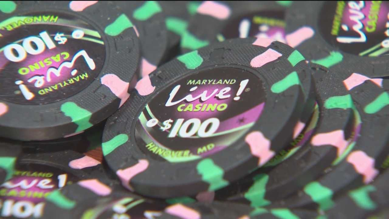Md. Live Casino finds fake poker chips on 2 occasions