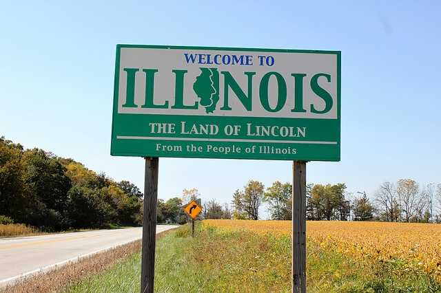 783 people from Illinois moved to Maryland.The top three counties vacated were St. Clair, Will and DuPage.