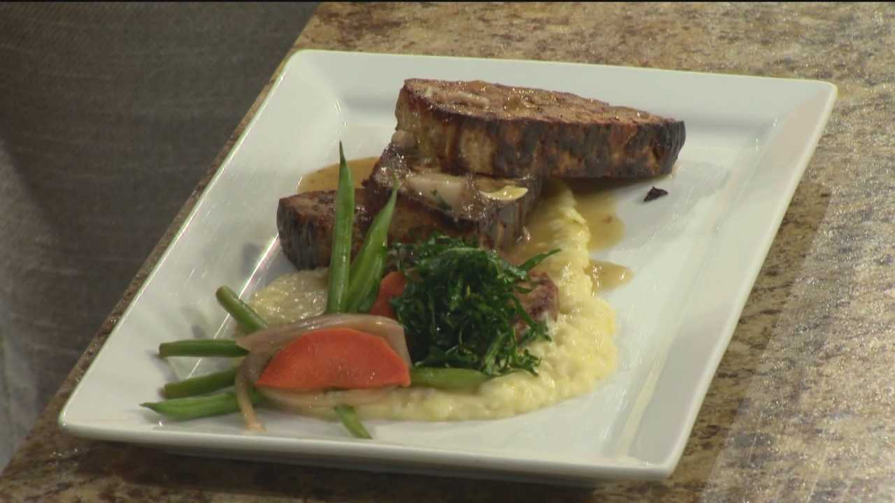 T.R. Dyson, executive chef at Bluegrass Enterprises, joins 11 News for Sunday Brunch.