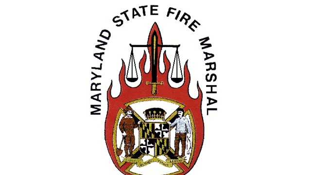 Maryland Fire Marshal's Office logo