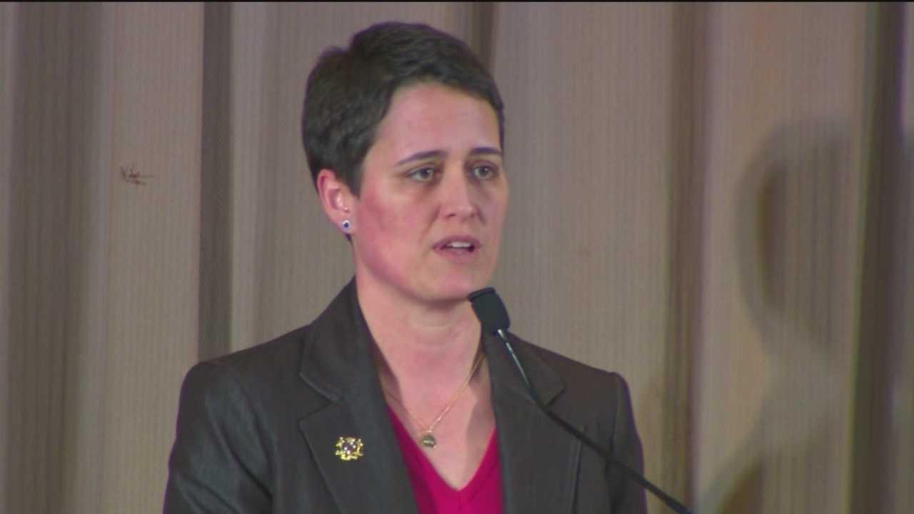 Delegate Heather Mizeur
