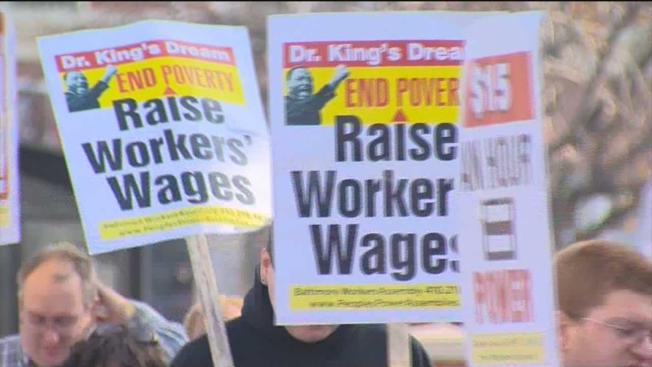 Raising the minimum wage is a tougher sell in the Senate, which may consider less than $10.10 an hour, and they are also looking at a training wage for workers.