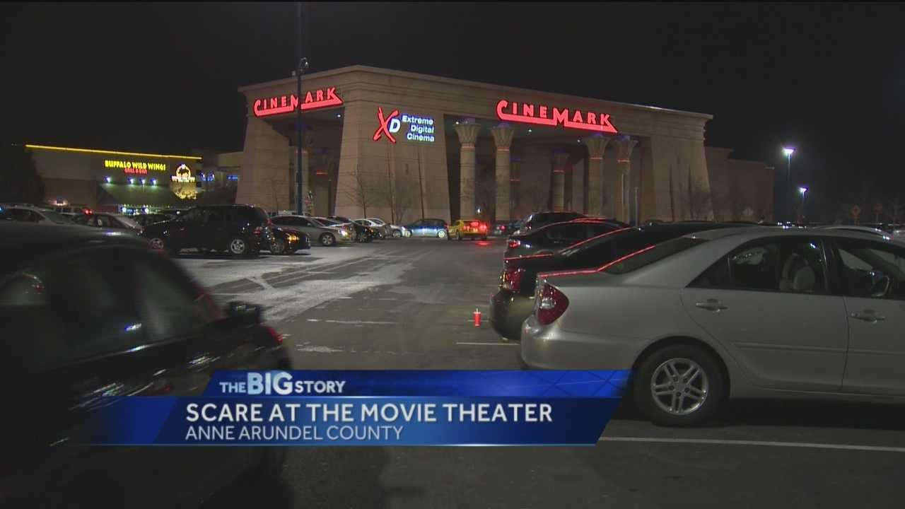 Arundel Mills Cinemark Theater