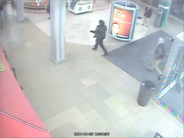 An image here shows the suspect entering mall.Howard County police on Wednesday released new details in the Columbia mall shooting, including a timeline of events and evidence of the shooter's state of mind during the deadly Jan. 25 incident in which he killed two people before turning the gun on himself. Read the full story here.