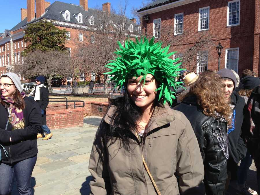 March 13: Make Marijuana Legal crowd gets a reality check in Annapolis. The legal bill is all but dead. Hopes are now pinned on decriminalization legislation.