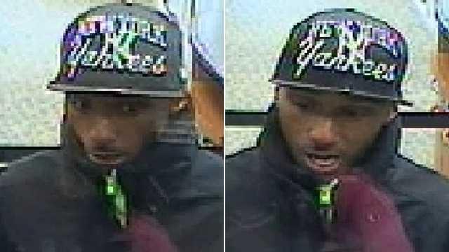 FBI serial bank robber surveillance photos
