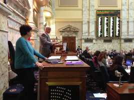 March 17: House meets third reader on medical marijuana expansion.