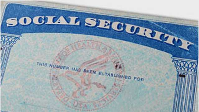 The Social Security Administration employs about 14,500 people in Maryland.