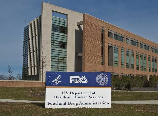 The U.S. Food and Drug Administration employs about 12,200 people in Maryland.