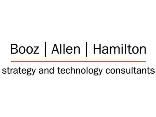 Booz Allen Hamilton employs 7,900 people in technology and engineering services.