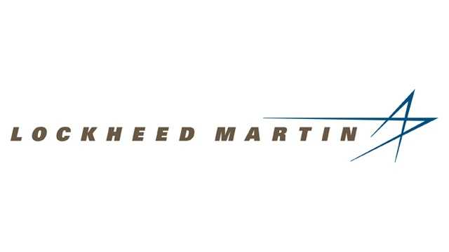 Lockheed Martin employs about 7,500 people in aerospace and electronics.
