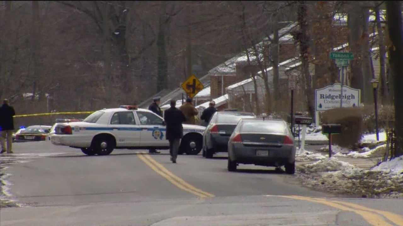 Baltimore County police are investigating an officer-involved shooting in the Parkville area.