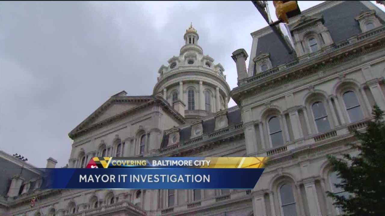 Fraud and abuse allegations have been levied against the Baltimore Mayor's Office of Information Technology.