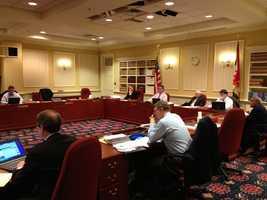 March 19:Senate minimum wage work group meeting.