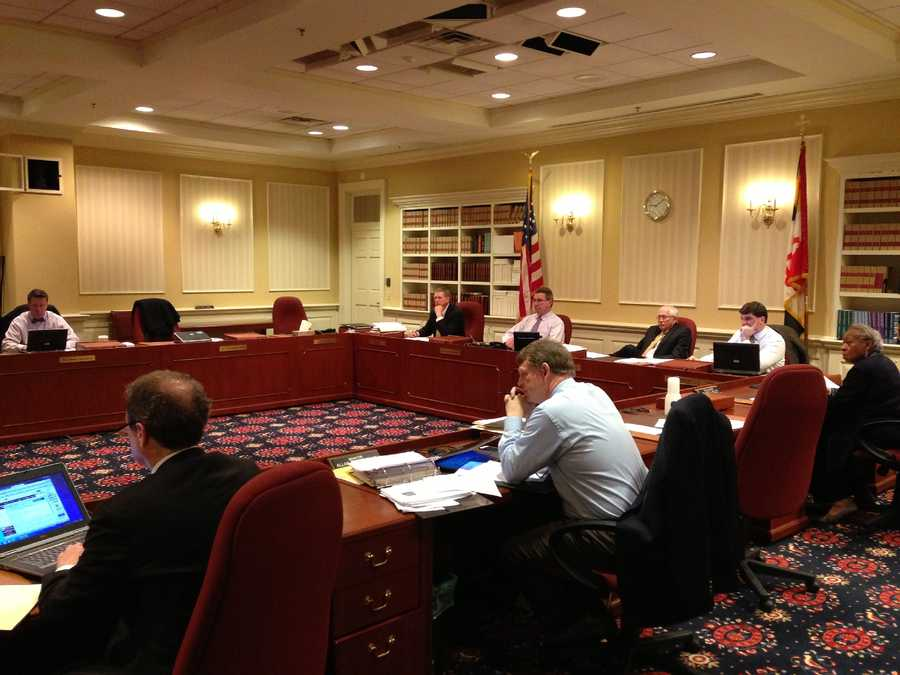 March 19: Senate minimum wage work group meeting.