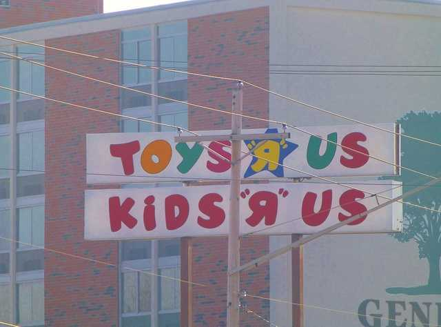 """Jason's first job was in retail sales at Kids """"R"""" Us."""