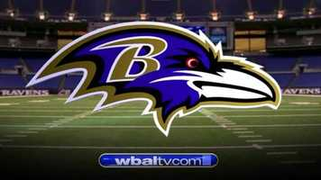 Jason's favorite sports team: The Ravens, of course.