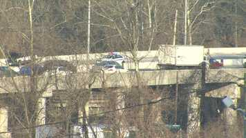 Maryland State Police are investigating a fatal crash on Interstate 83 early Friday morning.