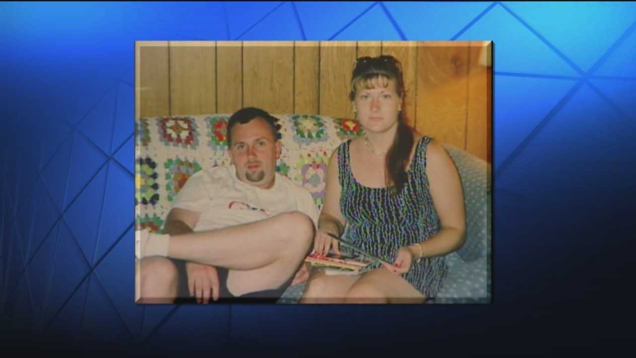 Man charged in girlfriend's slaying 14 years ago