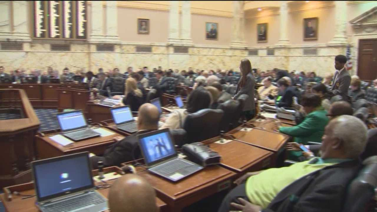 Legislators' pay raise pending