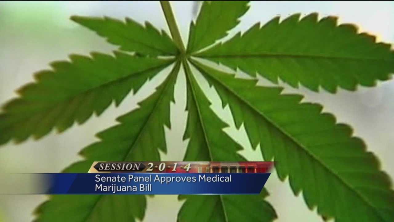 A heavily amended bill to expand Maryland's medical marijuana program is now headed to the Senate for a vote. A Senate committee made changes then voted 10 to 1 in favor of advancing it.