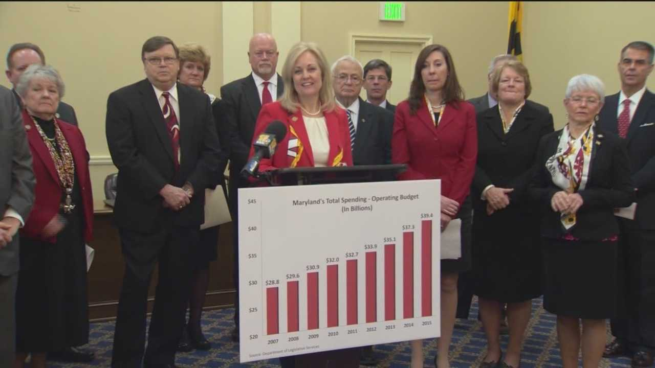House Republicans are calling for only a 1-percent increase in spending, saying this will save the state $346 million.