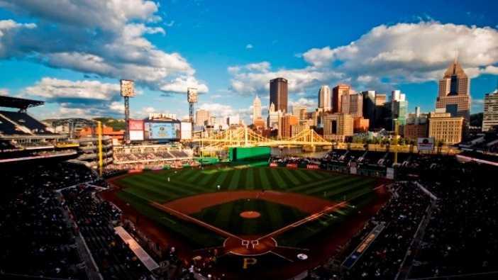 1) PNC Park, Pittsburgh, Pennsylvania