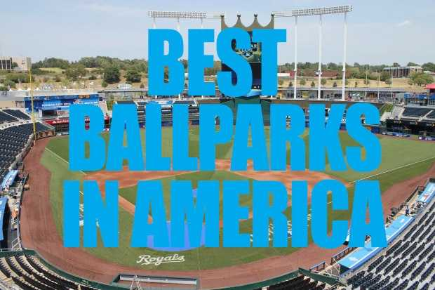 """Travel website TripAdvisor has ranked the 10 best ballparks in America, based on the website's """"Popularity Index."""" Click through the slideshow to see the top 10."""