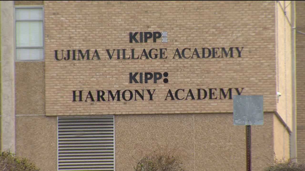 Baltimore City Police Commissioner Anthony Batts said KIPP Academy in Baltimore has been deemed safe hours after a lockdown was prompted when students told school officials they saw a potential intruder.