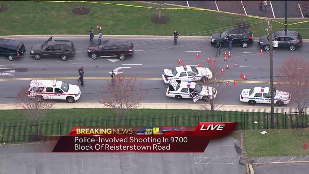 Owings Mills shooting