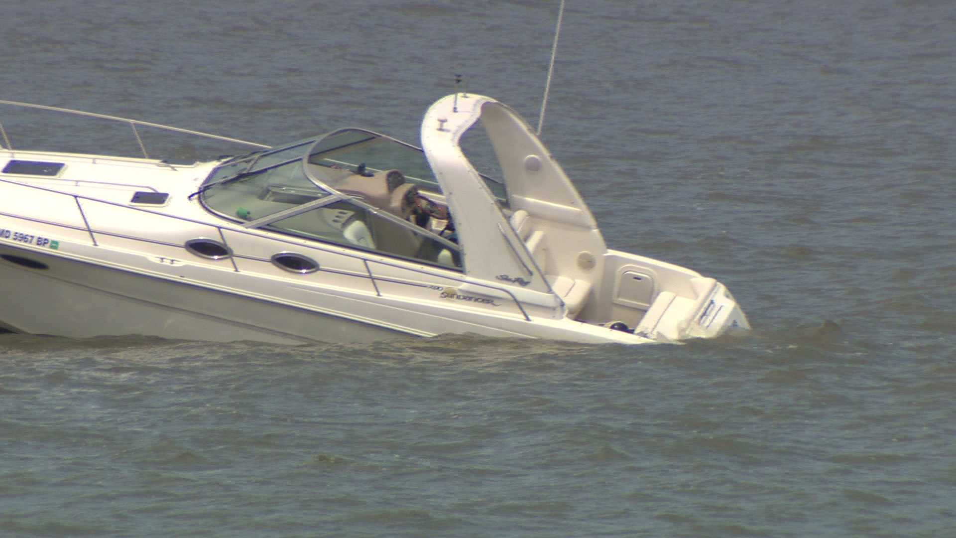 Pasadena boat crash