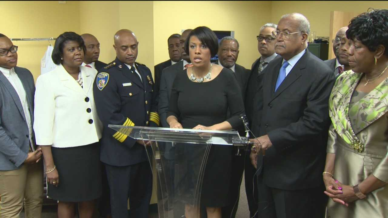 Mayor Stephanie Rawlings-Blake and Baltimore City Police Commissioner Anthony Batts are now introducing some major initiatives to help curb the deadly trend of youth violence.