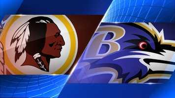 Preseason: Sat., Aug. 23 vs. Washington - 7:30 p.m. (WBAL-TV)
