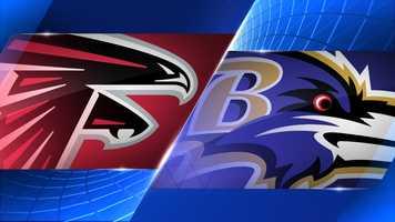 Sun., Oct. 19 vs. Atlanta - 1:00 p.m.