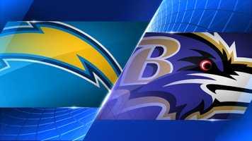 Sun., Nov. 30 vs. San Diego - 1:00 p.m.